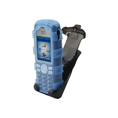 zCover gloveOne Back Open Carrying Case for Use with Cisco Wireless IP Phone; Blue (CI925BJL)