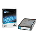 HP® RDX Removable Disk Cartridge; 2TB (Q2046A)