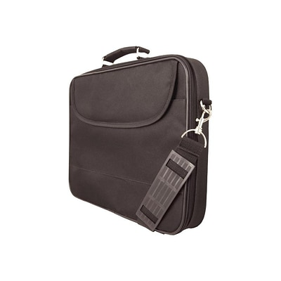 Urban Factory Nylon Clamshell Carrying Case For 17.3 Notebook