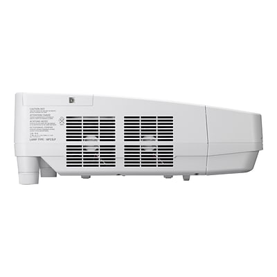 NEC NP-UM351WI-WK 720p WXGA Interactive Ultra Short Throw LCD Projector; White