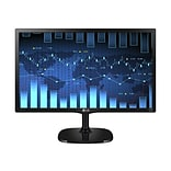 LG 22 1080p LED-Backlit Monitor Hi-Gloss