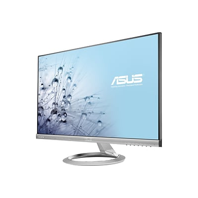 ASUS MX259H 25 1080p Full HD LED-Backlit LCD Monitor; Black/Silver