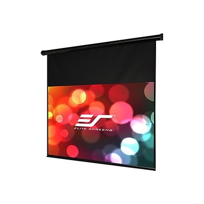 Elite Screens® Starling ST120UWH-E14 Electric Ceiling/Wall Mount 120 Projector Screen