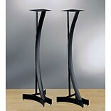 Bello Heavy Duty 30 Fixed Height Speaker Stand (Set of 2)