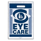 Medical Arts Press® Eye Care Non-Personalized 1-Color Supply Bags, 9x13, Eye Care
