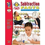 On the Mark Timed Subtraction Facts Book