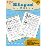 Houghton Mifflin Harcourt Bilingual Math Numbers Book