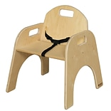 Wood Designs Wood Classroom Chair; 7