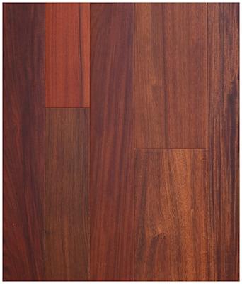 Easoon Usa 3'' Engineered Ipe Hardwood Flooring In Espresso