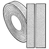 Hook and Loop Fasteners 5/8 Hook Wht Tape