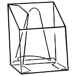 EC Pop-Up Easel-Back Literature Box
