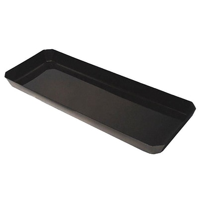 FFR Merchandising Iceless Seafood Pans; 12 W x 30 L x 2 1/4 H, 2/Pack (9922517582)