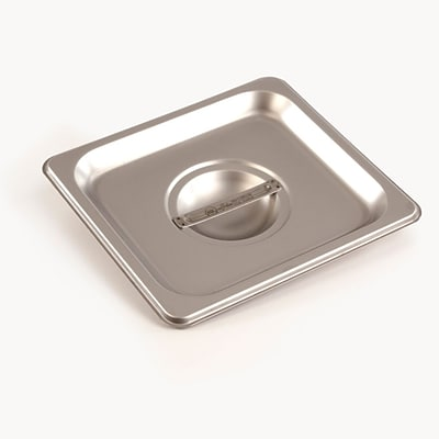 FFR Merchandising Stainless Steel Pans and Accessories; Sixth Cover, 4/Pack (9922517698)