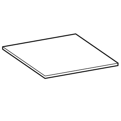 FFR Merchandising Poly Cutting Boards, 24 W x 24 L x 1/2, Textured, 2/Pack (9922919397)