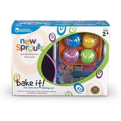 Learning Resources New Sprout Bake It!