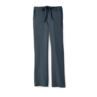 Newport AVE™ Unisex Drawstring Scrub Pant, Charcoal, Medium