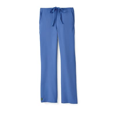 Newport AVE™ Unisex Drawstring Scrub Pant, Ceil Blue, Medium