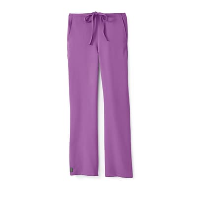 Newport AVE.™ Unisex Drawstring Scrub Pant, Purple, Small