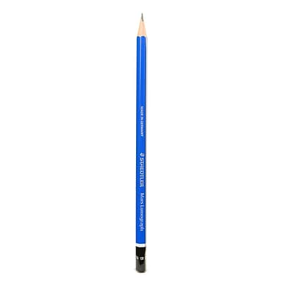 Staedtler Lumograph Pencils B [Pack of 12]