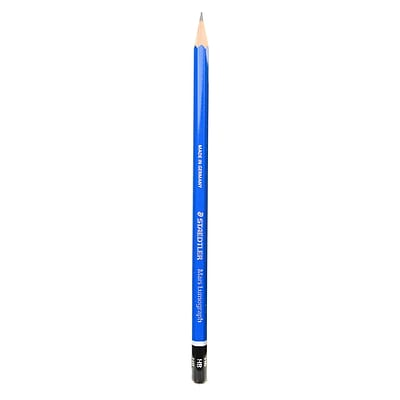Staedtler Lumograph Pencils HB [Pack of 12]