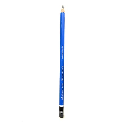 Staedtler Lumograph Pencils 2H [Pack of 12]