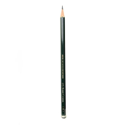 Faber-Castell 9000 Drawing Pencils 6H [Pack of 12]