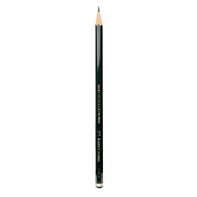 Faber-Castell 9000 Drawing Pencils 4H [Pack of 12]