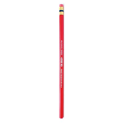 Prismacolor Col-Erase Colored Pencils Carmine [Pack Of 24]