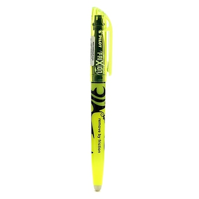 Pilot Frixion Light Erasable Highlighters yellow [Pack of 24]