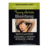 Bienfang Young Artists Trading Cards Sketch