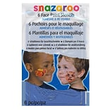 Snazaroo Face Paint Stencils Boys Adventure