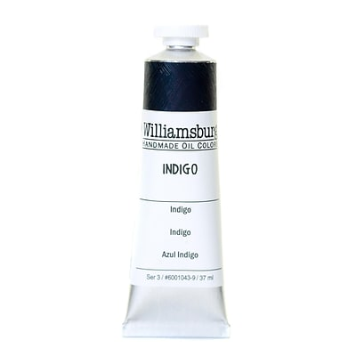 Williamsburg Handmade Oil Colors Indigo 37 Ml