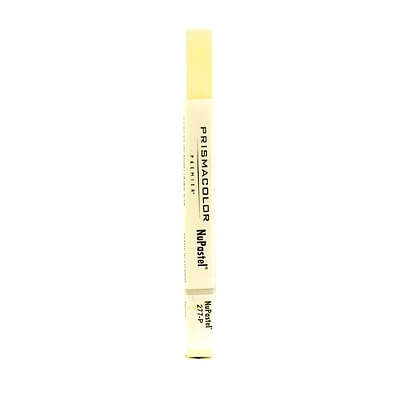 Prismacolor Nupastel Hard Pastel Sticks Ivory Pack Of 12 (33444-Pk12)