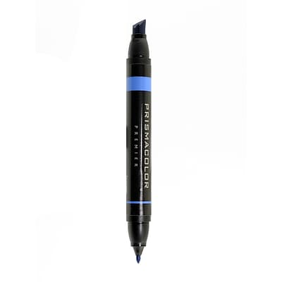 Prismacolor Premier Double-Ended Art Markers periwinkle 146 [Pack of 6]
