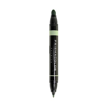 Prismacolor Premier Double-Ended Art Markers lime green 036 [Pack of 6]