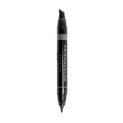 Prismacolor Premier Double-Ended Art Markers warm grey 60% 104 [Pack of 6]