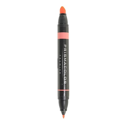 Prismacolor Premier Double-Ended Art Markers, Peach 170, 6/Pack (74942-PK6)