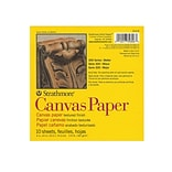 Strathmore 300 Series Canvas Pads 6x6 10