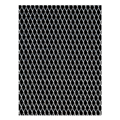 Amaco Wireform Metal Mesh Aluminum Woven Sparkle Mesh - 1/8 In. Pattern Mini-Pack [Pack Of 2]