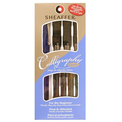 Sheaffer Calligraphy Mini Kit calligraphy set [Pack of 2]