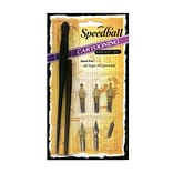Speedball Cartooning Pen Set of 6 [Pack of 2]
