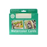 Strathmore Watercolor Blank Greeting Card 1