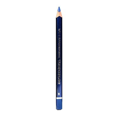 Koh-I-Noor Triocolor Grand Drawing Pencils, Prussian Blue [Pack of 12]