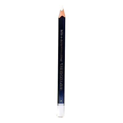 Koh-I-Noor Triocolor Grand Drawing Pencils, White, Pack of 12