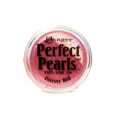 Ranger Perfect Pearls Powder Pigments forever red jar [Pack of 6]