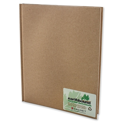Cachet Earthbound Sketch Books, 8 1/2 X 11 (54591)