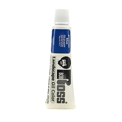 Bob Ross Landscape Oil Colors Prussian Blue 1.25 Oz. [Pack Of 3]