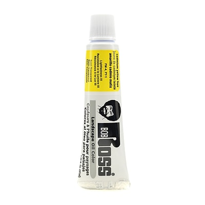Bob Ross Landscape Oil Colors Cadmium Yellow 1.25 Oz. [Pack Of 3]