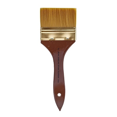 Silver Brush Sterling Series Brush, 3In, Wash (83798)