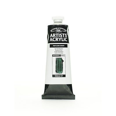 Winsor  And  Newton Professional Acrylic Colours Perylene Green 60 Ml 460